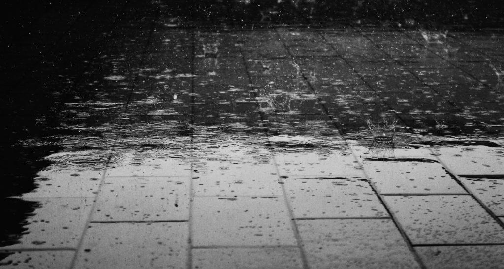 Lluvia en Europa