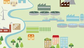 gestión de aguas residuales, más allá de los lodos activos