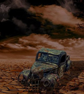 La sequía, de James Graham Ballard futuro del agua