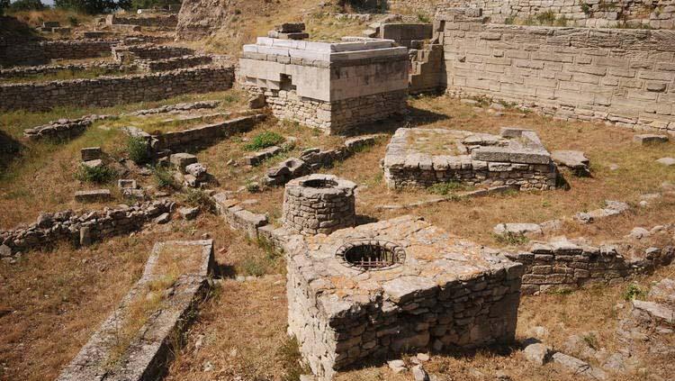 Schliemann, Troya y la memoria del agua