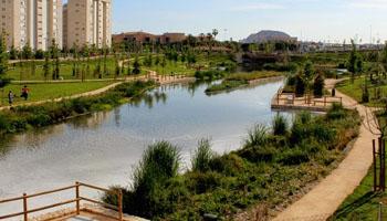 Parque Urbano La Marjal