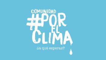 Fundación Aquae se suma a la Comunidad #PorElClima