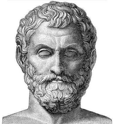 Tales de Mileto, filosofo de la naturaleza
