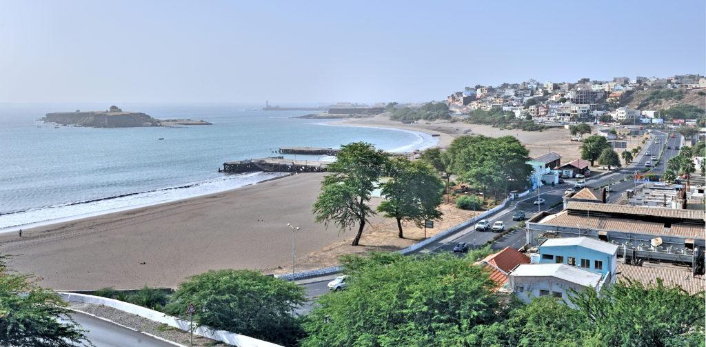 Praia destino sostenible