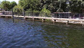 ejemplos de turismo sostenible: las piscinas naturales