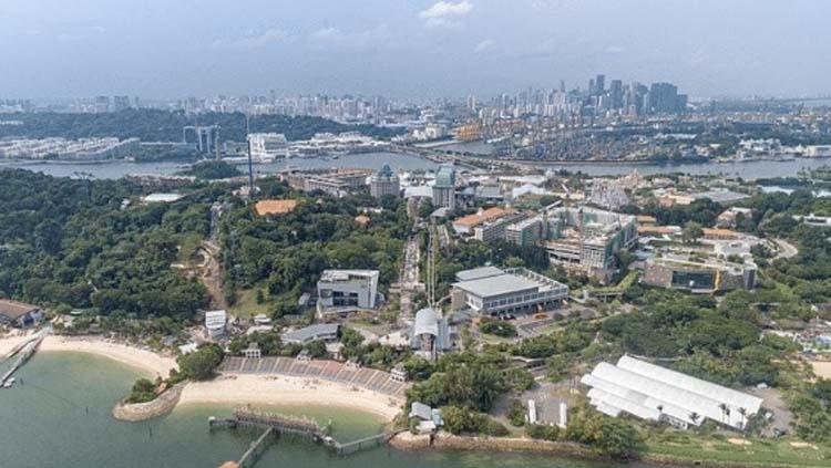 Ciudad de Singapur, Singapur