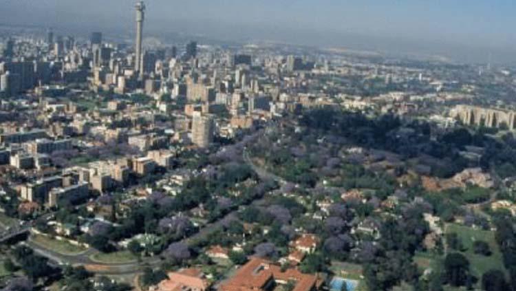 Johanesburgo, Sudáfrica