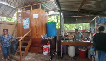 Saneamiento de agua en la Amazonia peurana