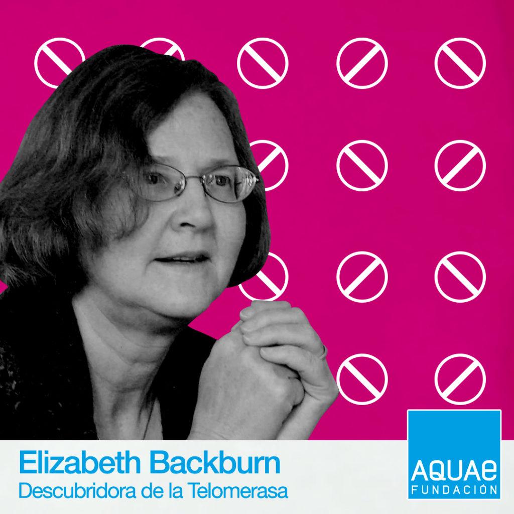 telomerasa y Elizabeth Blackburn
