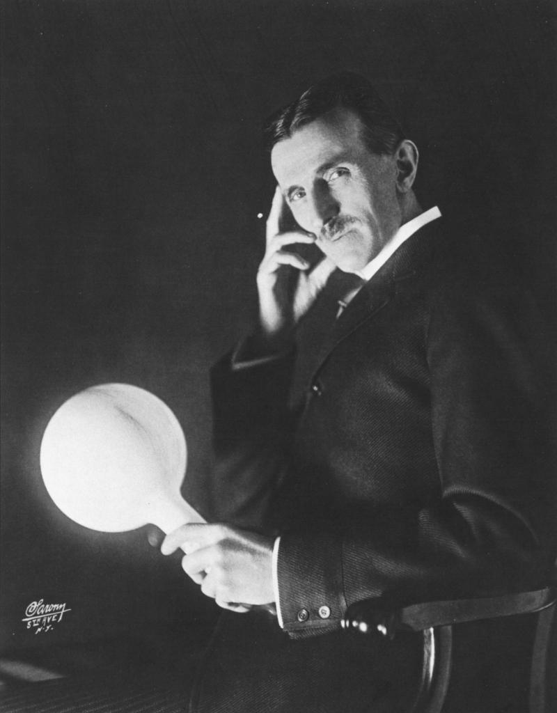 Científicos con síndrome de Asperger: Nikola Tesla