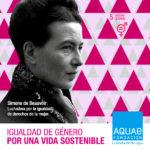 Simone de Beauvoir: luchar por la igualdad de la mujer