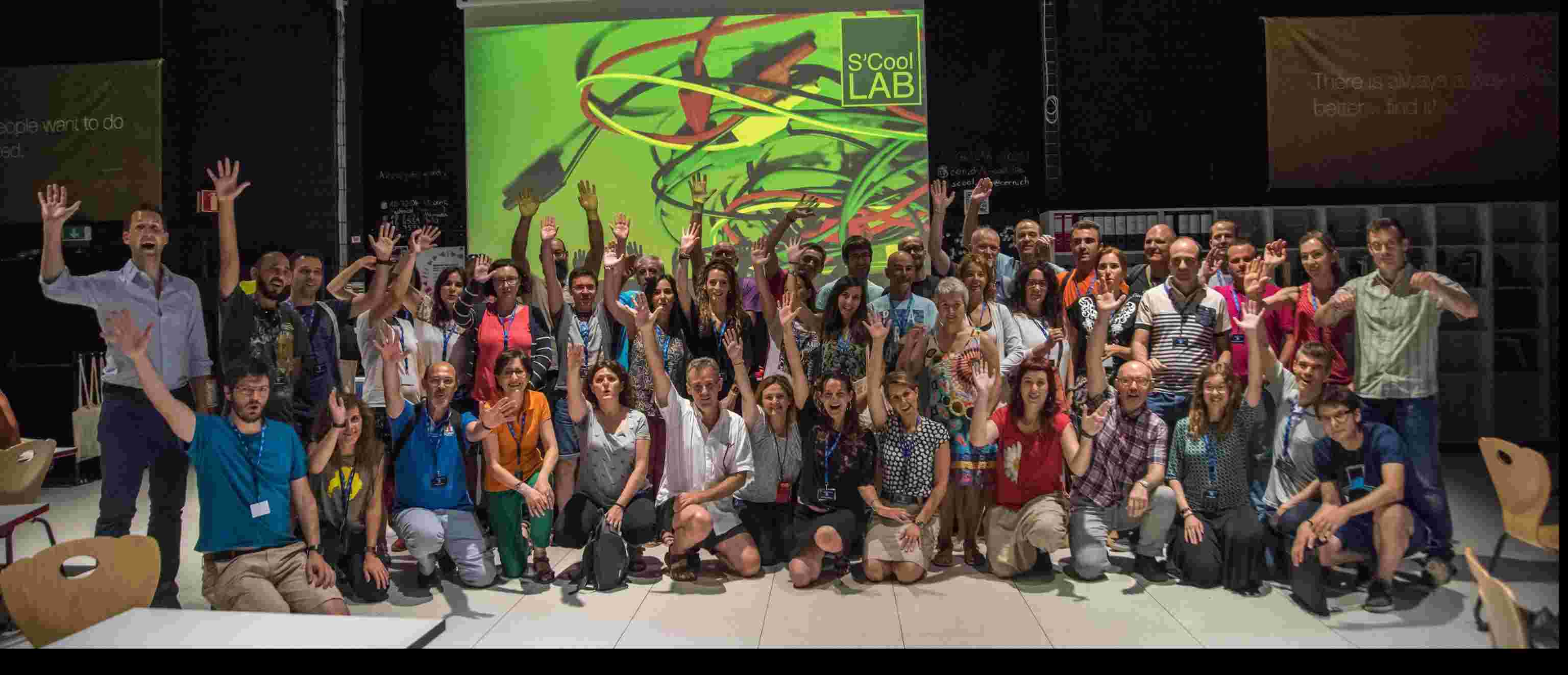 20 profesores viajan al CERN con las Becas Aquae
