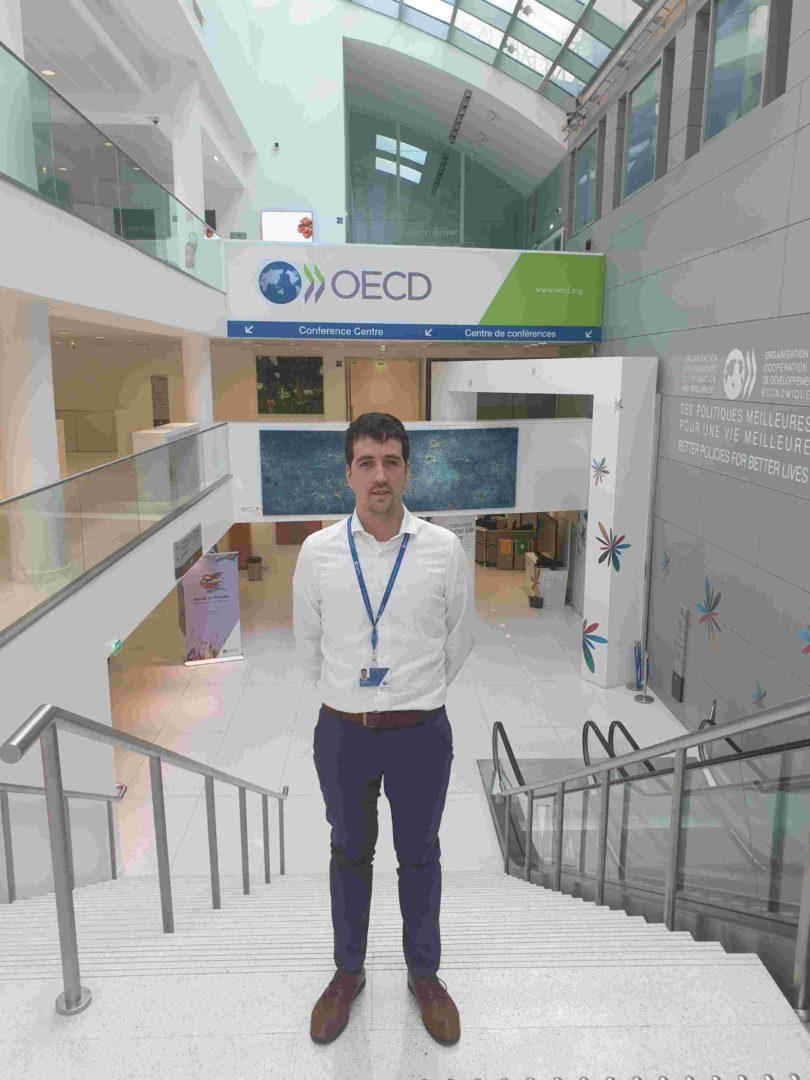 Becas OCDE