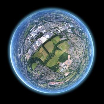 Una plataforma web para saber cuánto agua dulce hay en la Tierra