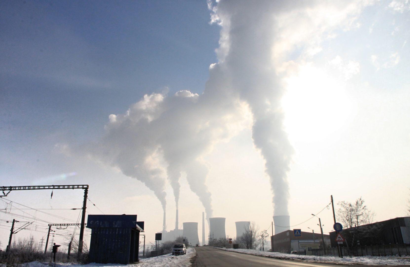 emisiones globales de CO2 en 2018