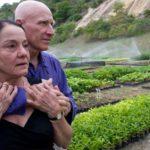 Sebastião Salgado y su esposa Lélia Deluiz Wanick Salgado han plantado 2 millones de árboles con su proyecto de reforestación.