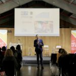 Vicente Zapata, emprendedor social de la Red Impulsores del Cambio, participó en el Festival Hello Spain junto a otros innovadores sociales
