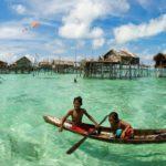 Bajau laut, los ultimos nomadas del mar