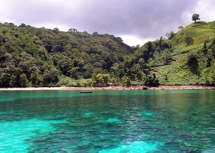 Isla del Coco es uno de los lugares con el agua más cristalina del mundo
