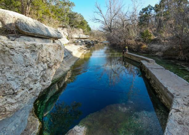 pozo de jacob y sus cuevas subterráneas
