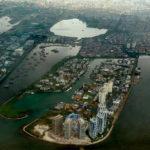 La ciudad de Yakarta se hunde