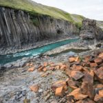 Jökulsá á Dal, río glaciar