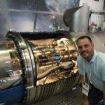 Adán Yanes, CERN