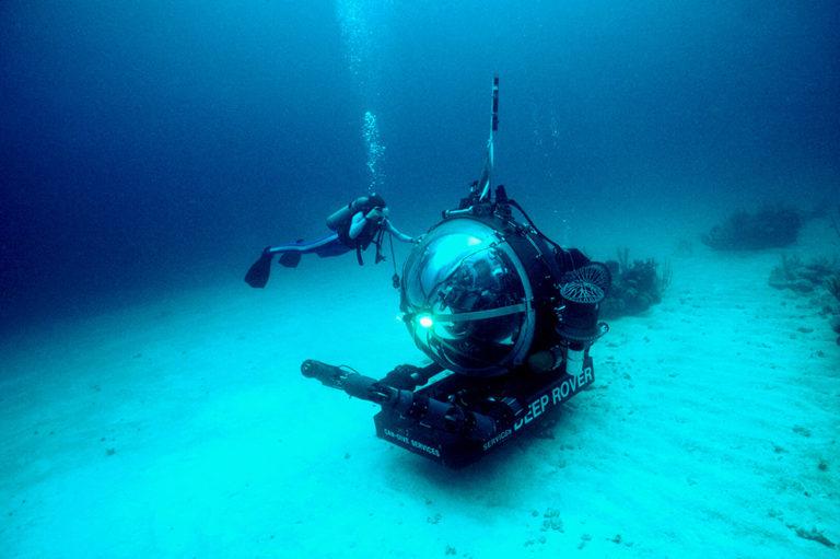 Sylvia Earle ostenta el récord de inmersión submarina en solitario