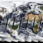 mapa del agua dulce en el mundo