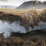 El permafrost es una capa helada que no puede verse, pero se está derritiendo