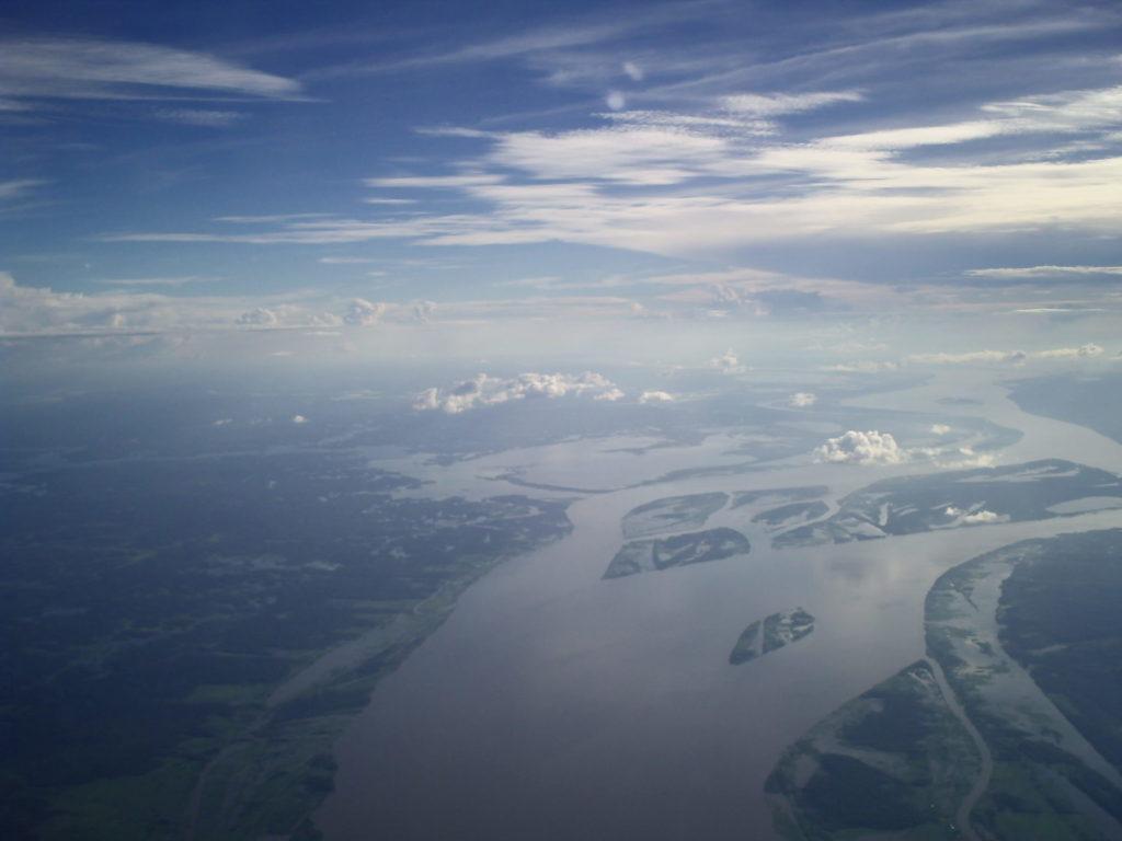 curiosidades río amazonas