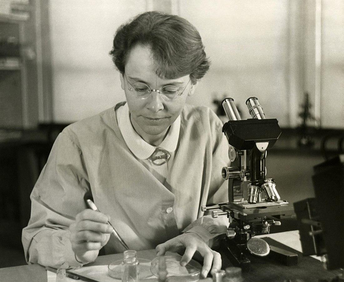 mujeres científicas, Barbara McClintock