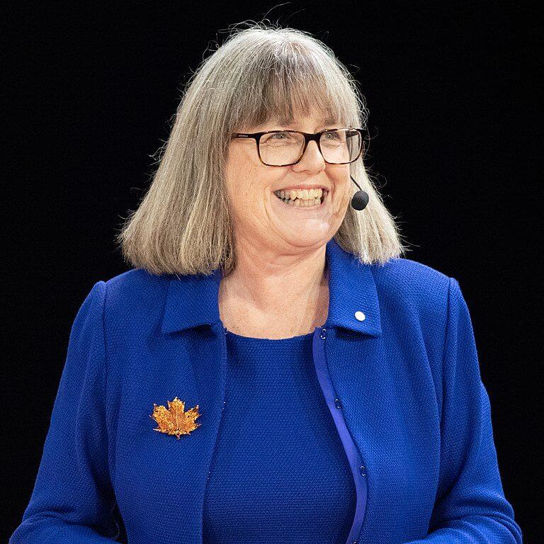 mujeres científicas, Donna Strickland