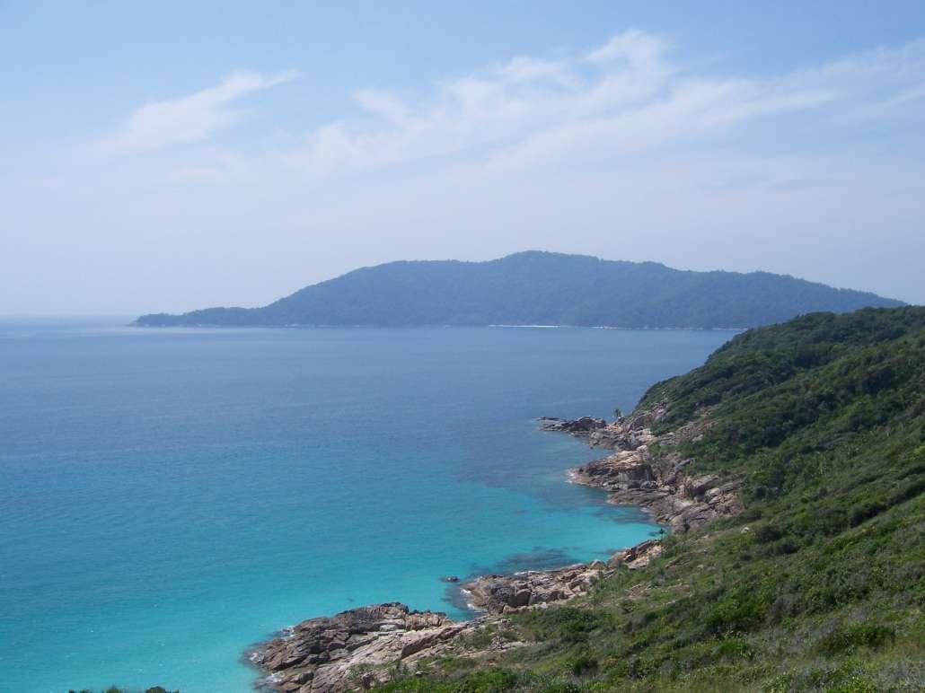 Islas Perhentian es uno de los lugares con el agua cristalina más famosos del mundo