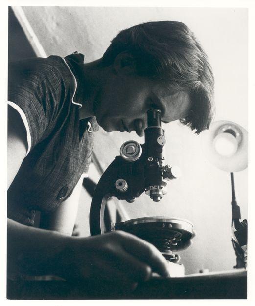 mujeres científicas, Rosalind Franklin