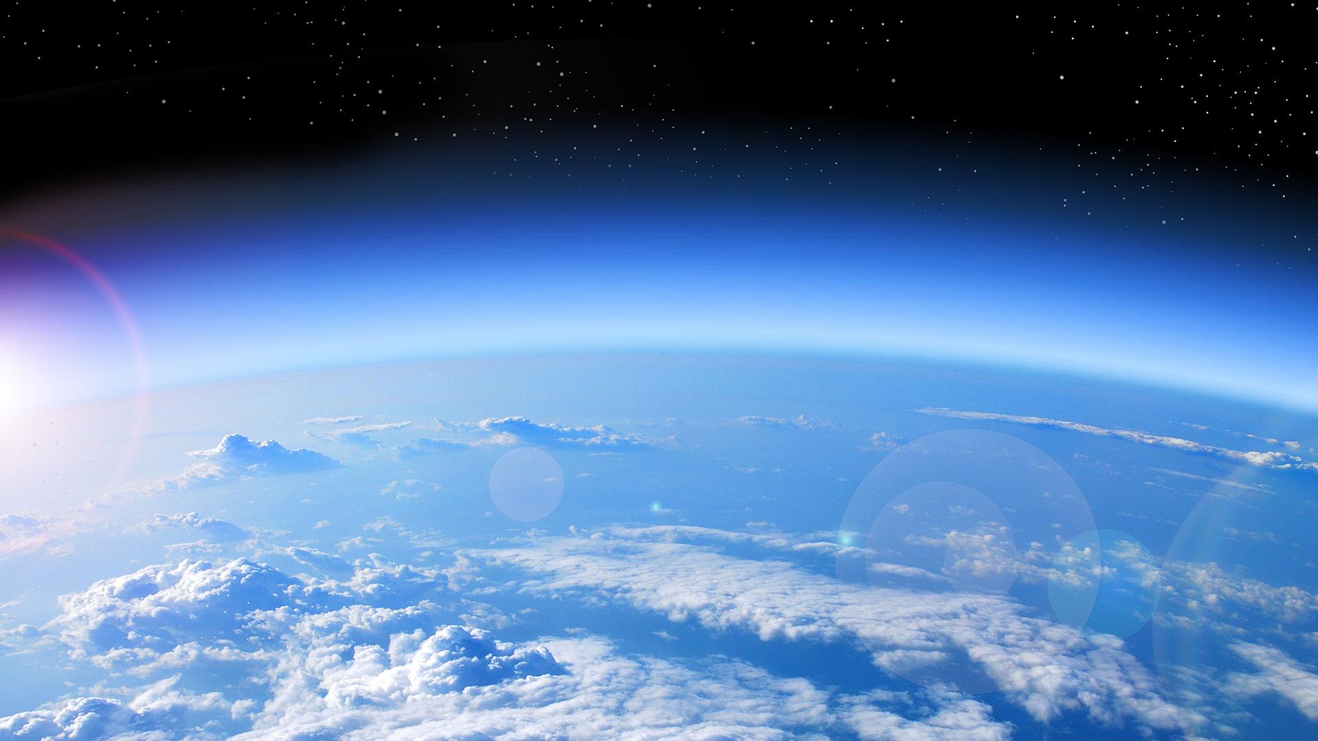 capa de ozono en el mundo