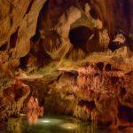 En el interior de Les Coves de Sant Josep de La Vall d´Uxó se encuentra el río subterráneo navegable más largo de toda Europa.