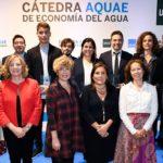 Premios Tesis Doctoral de la Cátedra Aquae 2018
