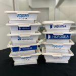 Enviados los materiales Aquae STEM para la construcción de máquinas