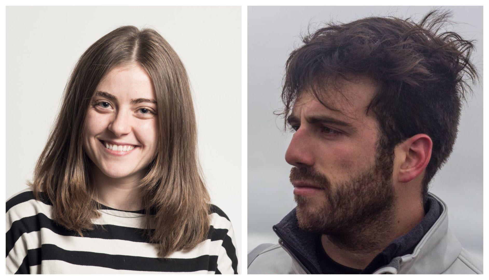 Llúcia Ribot y Pablo Rodríguez