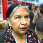 Tarcila Rivera: El cambio climático impacta a los pueblos indígenas
