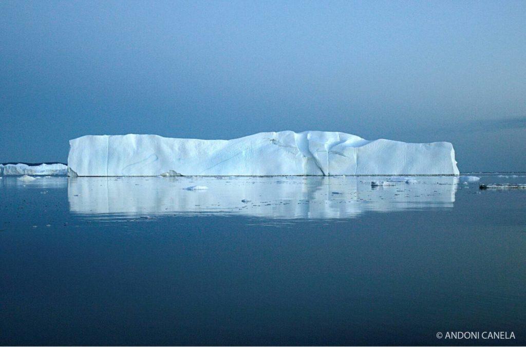 Andoni Candela, periodista y fotógrafo nos explica las consecuencias del deshielo en Groenlandia así como los efectos del cambio climático