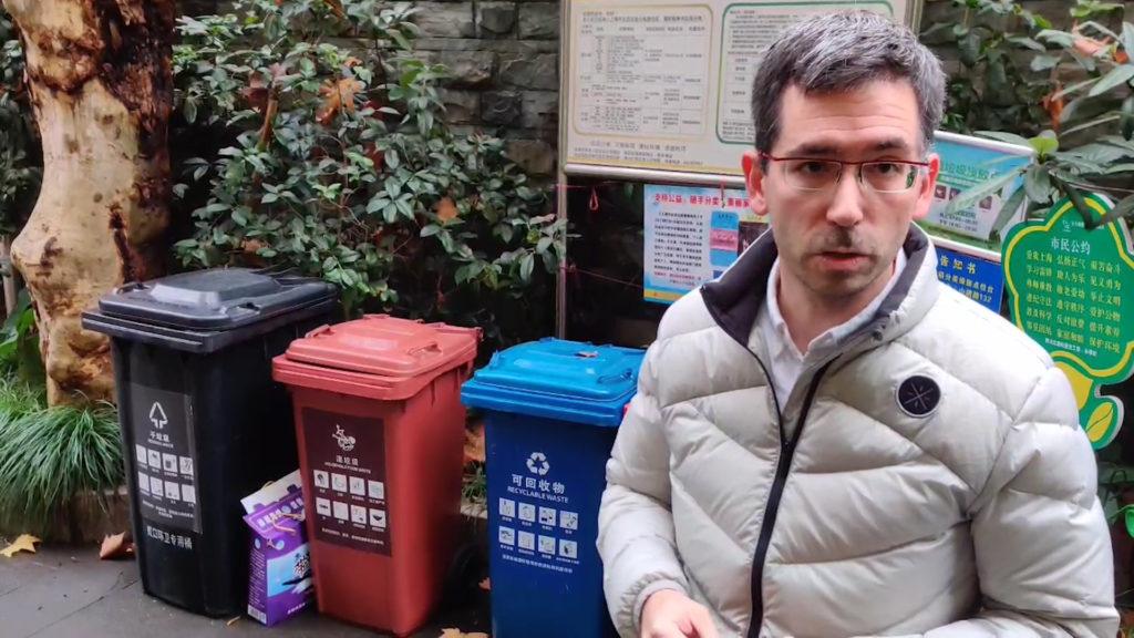 China cambia su conciencia medioambiental