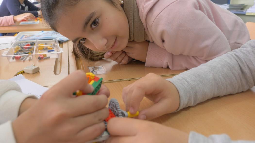 Aquae STEM, en 50 colegios; Día de la Educación