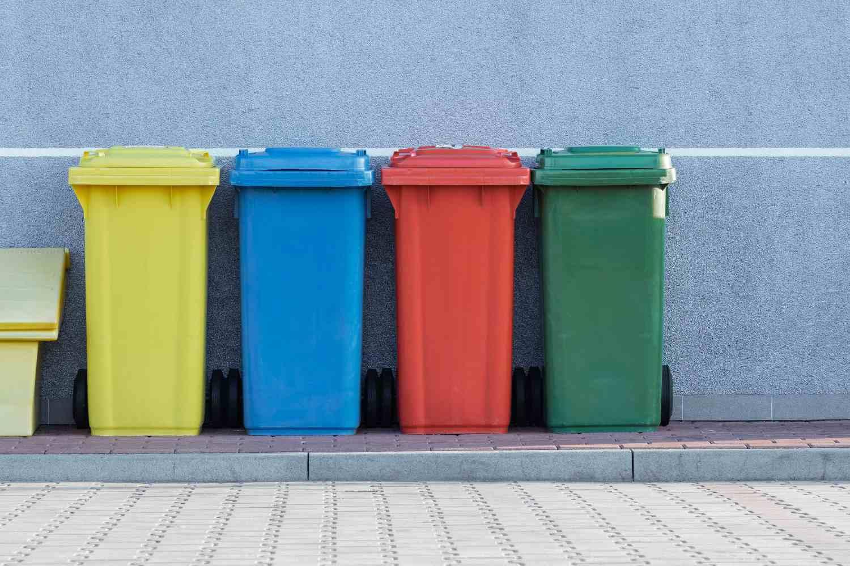 Contenedores de reciclaje: qué depositar en cada uno
