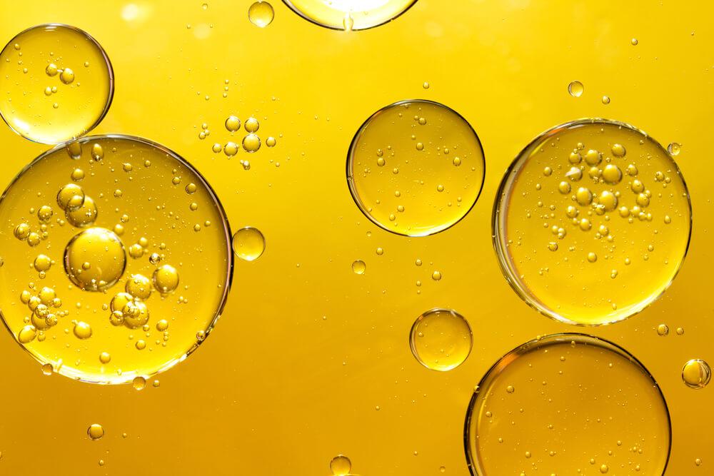 Experimenta, cuestionario, agua y aceite