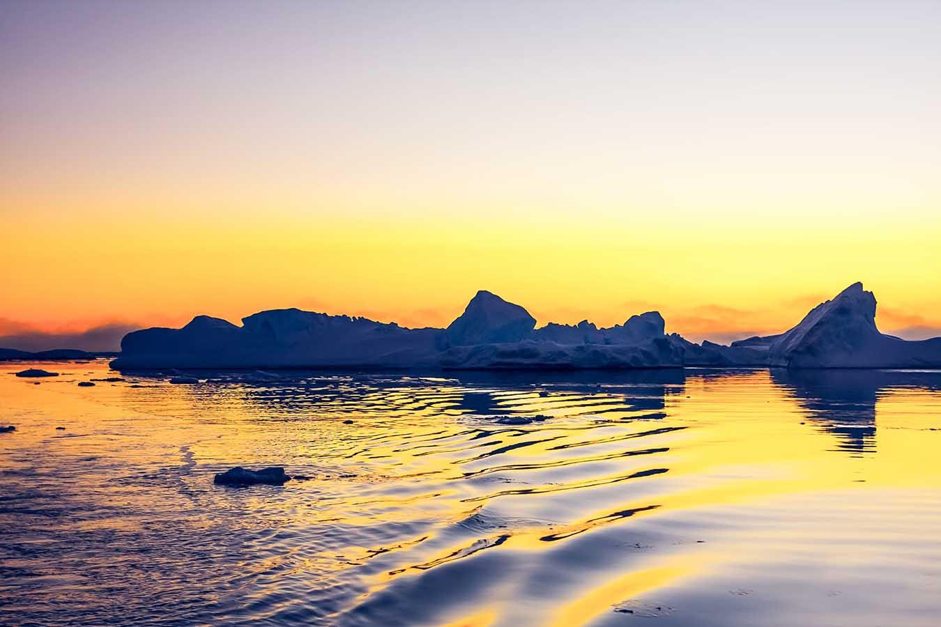 Deshielo en Groenlandia: evolución