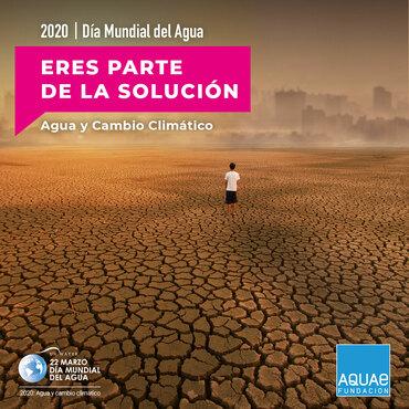 día mundial del agua, reducir la huella hídrica