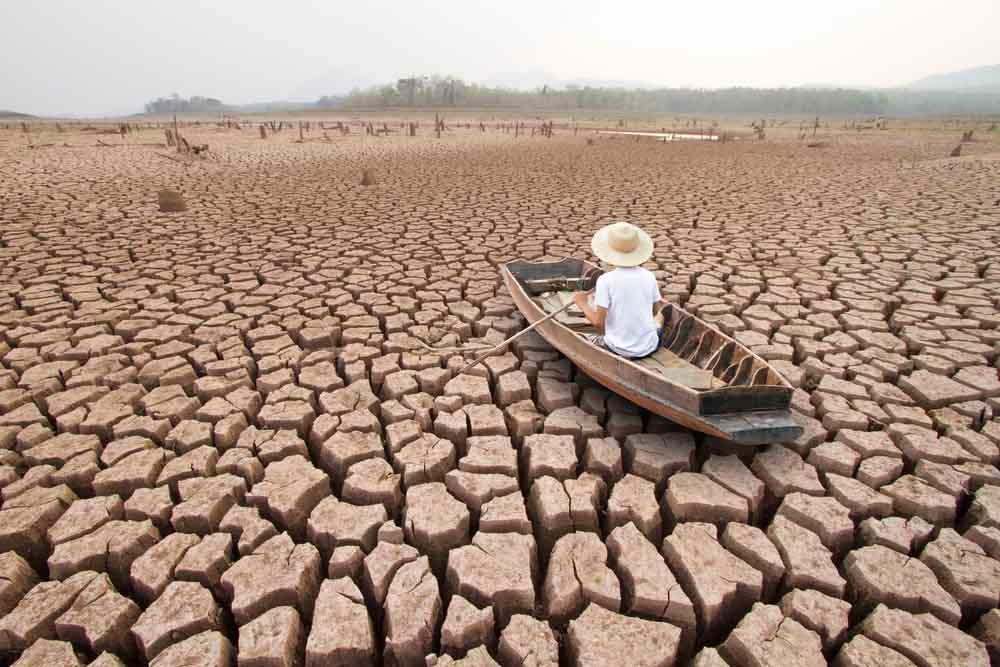 La amenaza de una crisis del agua