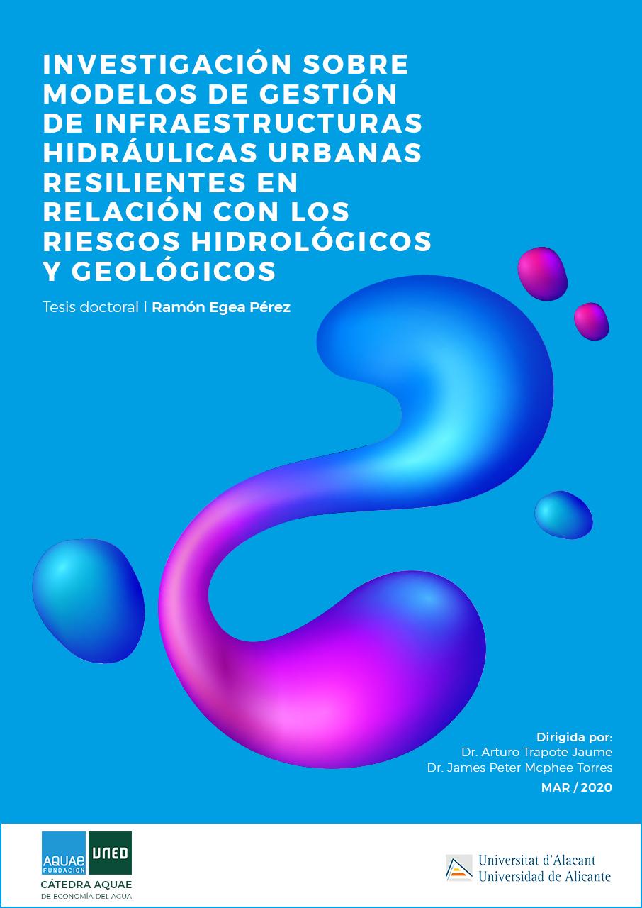 infraestructuras hidráulicas urbanas